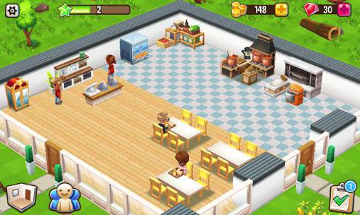 Food street screenshot 1