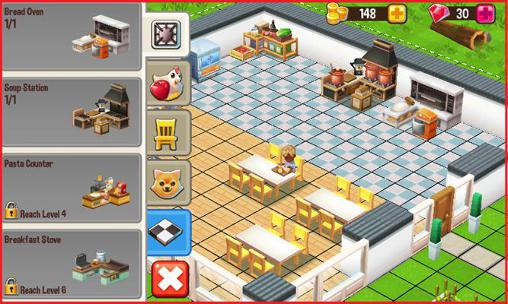 Food street screenshot 3