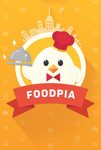 Foodpia tycoon poster