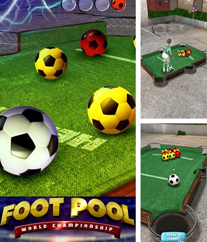 Foot pool: World championship