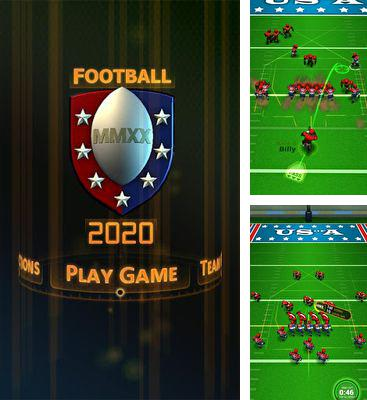 In addition to the game 3D Goal keeper for Android phones and tablets, you can also download Football2020 for free.