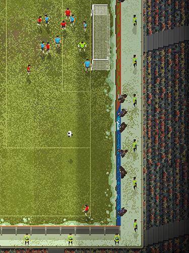 Football boss: Soccer manager screenshot 4