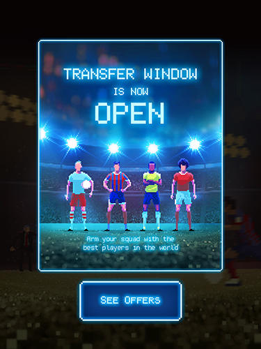 Football boss: Soccer manager screenshot 5