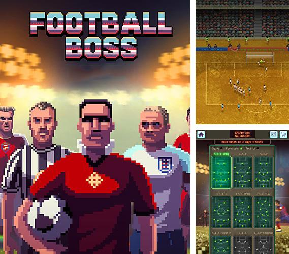 Football boss: Soccer manager for Android - Download APK free