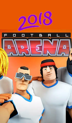 Football clash arena 2018: Free football strategy poster
