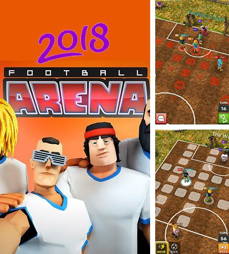 Football clash arena 2018: Free football strategy