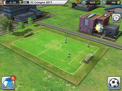 Screenshots von Football empire für Android-Tablet, Smartphone.