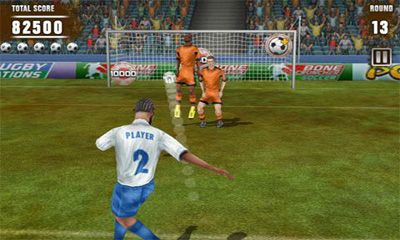 Jogue Football Kicks para Android. Jogo Football Kicks para download gratuito.