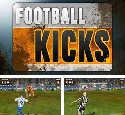 In addition to the game Kick Flick Soccer Football HD for Android phones and tablets, you can also download Football Kicks for free.
