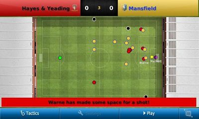 Jogue Football Manager Handheld 2012 para Android. Jogo Football Manager Handheld 2012 para download gratuito.