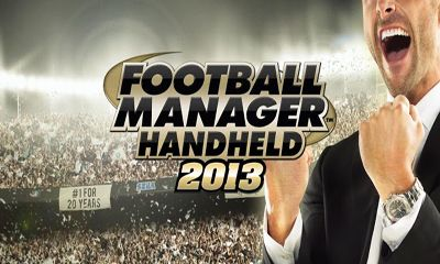Football Manager Handheld 2013 poster