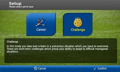 Football Manager Handheld 2013 screenshot 1