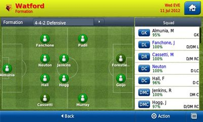Football Manager Handheld 2013 screenshot 2