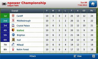 Football Manager Handheld 2013 screenshot 3