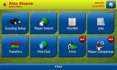 Football Manager Handheld 2013 screenshot 6