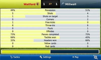 Football Manager Handheld 2013 screenshot 7