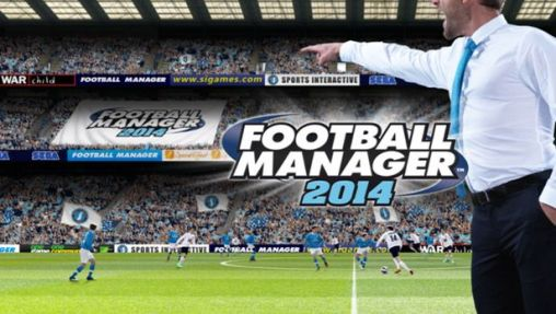 Football Manager Handheld 2014 poster