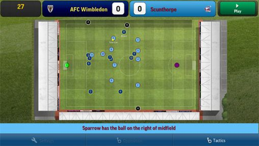 Football Manager Handheld 2014 screenshot 3