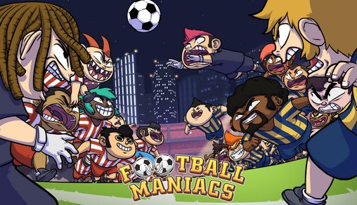 Football maniacs: Manager poster