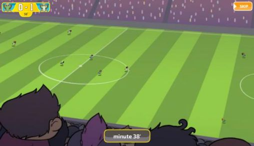 Football maniacs: Manager screenshot 2