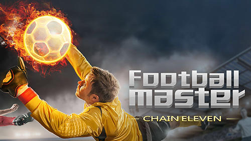 Football master: Chain eleven poster