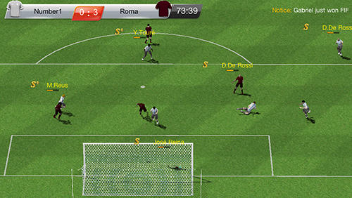 Jogue Football master: Chain eleven para Android. Jogo Football master: Chain eleven para download gratuito.