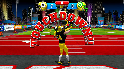 Football unleashed 19 für Android spielen. Spiel Football Unleashed 19 kostenloser Download.