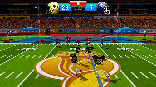 Screenshots von Football unleashed 19 für Android-Tablet, Smartphone.