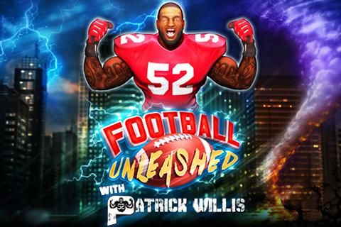 Football unleashed with Patrick Willis poster