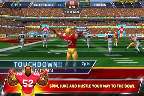Football unleashed with Patrick Willis screenshot 1