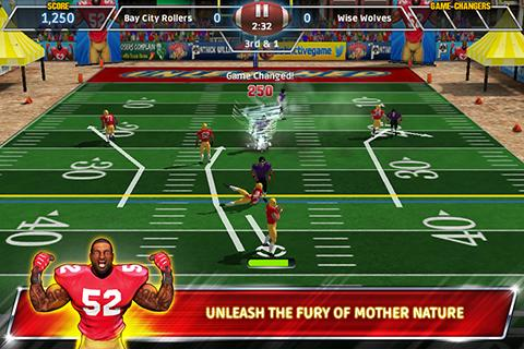 Football unleashed with Patrick Willis screenshot 2