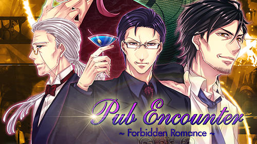 Forbidden romance: Pub encounter poster