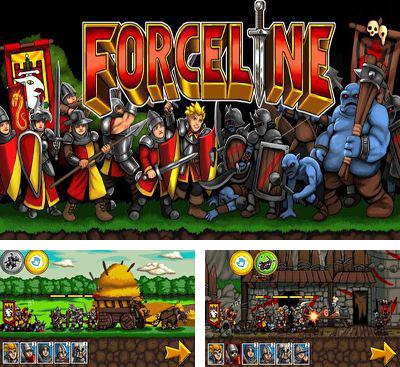 In addition to the game Mars of Legends for Android phones and tablets, you can also download Forceline for free.