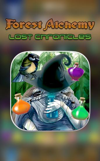 Forest alchemy: Lost chronicles poster