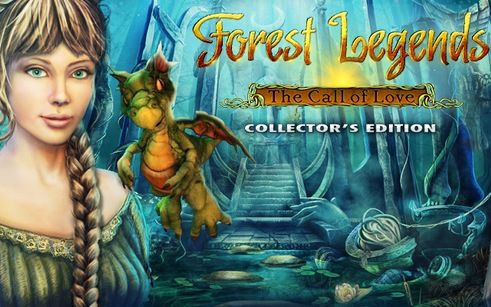 Forest legends: The call of love collector's edition poster