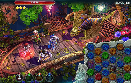 Screenshots von Forge of glory für Android-Tablet, Smartphone.