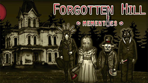 Forgotten hill: Mementoes