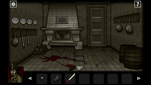 Screenshots do Forgotten hill: Mementoes - Perigoso para tablet e celular Android.