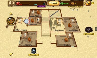 Screenshots of the Forgotten Mysteries for Android tablet, phone.