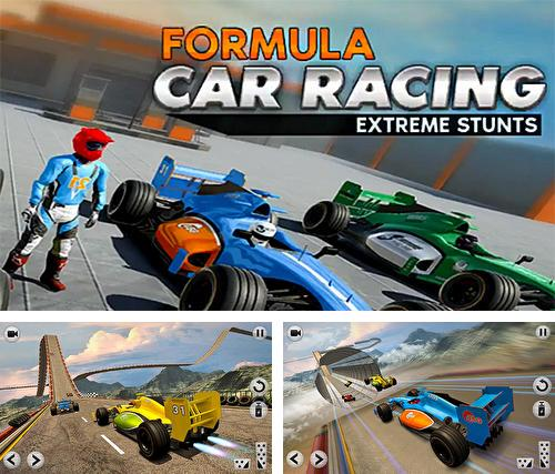 Formula GT: Car racing extreme stunts