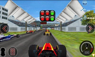 Juega a Formula Racing Ultimate Drive para Android. Descarga gratuita del juego Carreras de Fórmula Conduccion Definitiva.