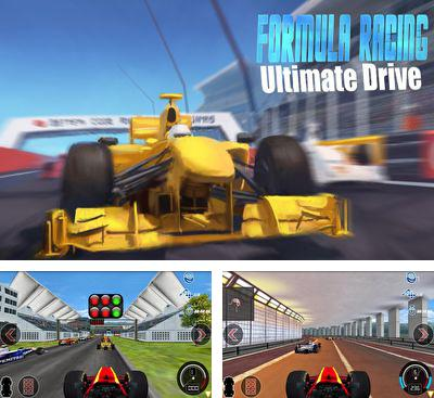In addition to the game Wave Blazer for Android phones and tablets, you can also download Formula Racing Ultimate Drive for free.
