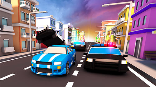 Forsage: Car chase simulator screenshot 3