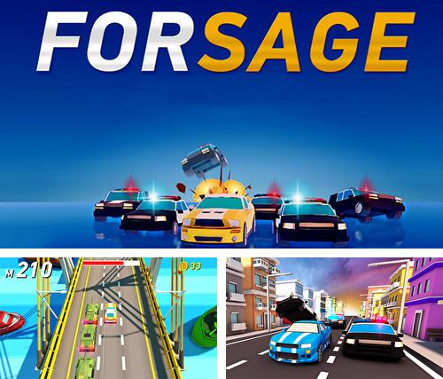 Forsage: Car chase simulator