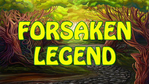 Forsaken legend: Lost temple treasure обложка