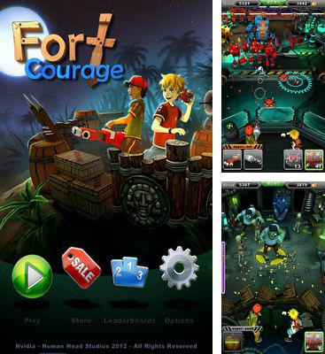 In addition to the game Zion Tower Defense for Android phones and tablets, you can also download Fort Courage for free.