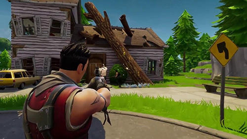 fortnite battle royale screenshot 1 - fortnite orga