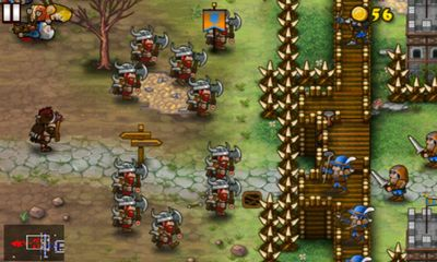 Get full version of Android apk app Fortress Under Siege for tablet and phone.
