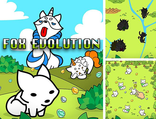 Fox evolution: Clicker game