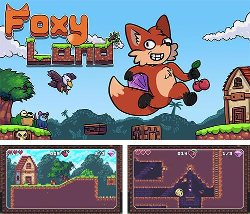 In addition to the game Kidarian adventures for Android phones and tablets, you can also download Foxy land for free.
